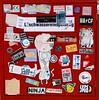 Köln (I LOVE TP) Tags: ilovetp love tp sticker stickers stickerart aufkleber autocollant strassenkunst stickerkunst ninja fckafdé lyps hacf köln cologne allemagne germany deutschland joey joeyyo stickerporn