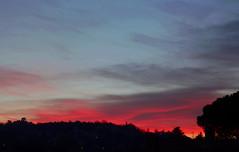 La Provence @ Twilight (Hélène_D) Tags: hélèned france provencealpescôtedazur provence paca alpesdehauteprovence ahp manosque coucherdesoleil sunset crépuscule twilight cloud nuage photohdr hdr hdrpicture photoshop