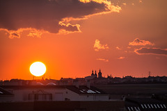 IMG_3060 (cefo2014) Tags: amanecer anochecer sol nube arcoiris illescas