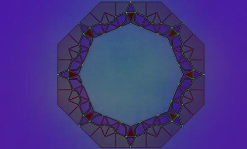 """Constelaciones Radiales, visualizaciones cromáticas de circunvoluciones cósmicas • <a style=""""font-size:0.8em;"""" href=""""http://www.flickr.com/photos/30735181@N00/32569631216/"""" target=""""_blank"""">View on Flickr</a>"""