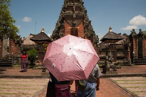 Puseh Batuan Temple, Bali