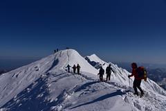 Winter Sky Blue (Yohsuke_NIKON_Japan) Tags: tottori daisen d750 24120mm nature mountain blue winter sanin japan outdoor snowymountain snow