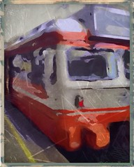 NSB (C.Bry@nt) Tags: red oslo norway train tren norge norwegian photofriday noruega nordic akershus nsb scandinavian tog norsk norske estacincentral skandinavia sentralstasjon