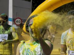 Color Race Valladolid 2015 (Javier Enjuto Garca) Tags: color race centro valladolid javier comercial 2015 equinoccio javenjuto zaratn enjuto colorracevalladolid2015