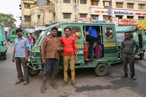 India - Uttar Pradesh - Gorakhpur - Auto Rickshaw - 4