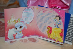 Peluche Myrtille Build a Bear (MissLilieDolly) Tags: palace pets disney princesse princess missliliedolly miss lilie dolly myrtille berry blanche neige snow white bunny rabbit lapin plush peluche build bear robe dress aurelmistinguette