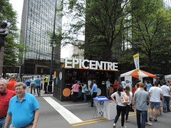 Epicentre at Taste of Charlotte