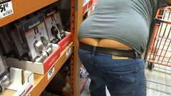 Home Depot crack (I.E. Bear II) Tags: bear man hot sexy guy ass underwear random fat butt handsome chub bum dude crack mexican buttcrack builders bubba chubby guapo thick gordo plumbers asscrack coinslot moobs cofrinho panzon barrigon chonies panson
