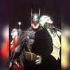 """As usual, #AlexRoss, straight killed it with this classic #variant cover. #Batman #Joker #HarleyQuinn 🎧🎧🎧🎧🎧🎧🎧🎧 Geek out to Those Geeks You Know _______________________ • <a style=""""font-size:0.8em;"""" href=""""http://www.flickr.com/photos/130490382@N06/19503852615/"""" target=""""_blank"""">View on Flickr</a>"""