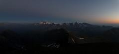 Hocharn 3254m (ernst.weberhofer) Tags: sunrise sonnenaufgang rauris morgendmmerung johannisberg sonnblick brenkopf hochtor kolmsaigurn hocharn grosglockner hohertenn groseswiesbachhorn