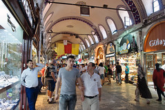 Major Street (caribb) Tags: city summer vacation urban mall turkey shopping trkiye landmark istanbul historic commercial shops stores merchants touristattraction marmara constantinople 2015 lygos karpalicarsi