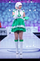 Fashion Detected - Green Lantern: The Animated Series 2 (ittoku.lee) Tags: show fashion san comic sandiego diego center her cc sd convention universe comiccon con sdcc 2015 heruniverse heruniversefashionshow