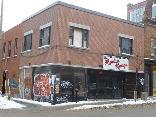 Pâle copie... Montréal, Québec