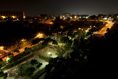 Monte Tossal (camegallego) Tags: parque night infantil