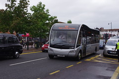 IMGP3860 (Steve Guess) Tags: uk england buses quality richmond surrey line clocktower gb epsom coaches optare