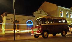 minibus by night krakow poland-7311024 (E.........'s Diary) Tags: night eddie rossolympusomdem5markiiscotlandjuly2015poland rossolympusomdem5markiiscotlandjuly2015polandholidayvacationtravelkrakowcracow