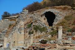 IMG_4402a (goaniwhere) Tags: ephesus ephesusturkey turkey ancientcity historicsite history rubble ruins grandtheatre libraryofcelsus mycenean