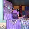 Guatemala (-jeanette-) Tags: guatemala panajachel purple travel market stall colour local people