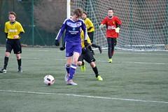 Season 2016-2017: U14 RSC Anderlecht - K Lierse SK