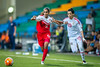 Singapore vs UAE (BP Chua) Tags: singapore teamsg teamsingapore womens team red uae unitedarabemirates soccer sport football stadium colours canon 1dx 400mm action