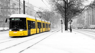 The little Berlin snow chaos