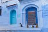 Chefchaouen شفشاون (Zlatko Unger) Tags: chefchaouen شفشاون morocco blue