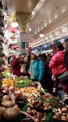 Pike Place Market (Emily Miller Kauai) Tags: seattle washington pikeplace market produce vegetables