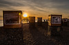 Posters - West Pier- Brighton-3 (johnlawson367) Tags: brighton britain england gabions landscape people photographers photography ruins sunset sussex uk westpier beach coast photographs sea silhouette sky