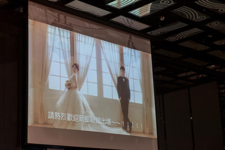 台南婚攝 晶英酒店 婚禮紀錄 C & Y 053