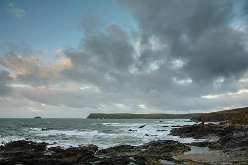 Pentire Point from Trebetherick
