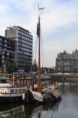 Ouderhoek, Antwerpen (Erf-goed.be) Tags: ouderhoek poon jacht plezierjacht schip bonapartedok antwerpen archeonet geotagged geo:lon=4404 geo:lat=512283