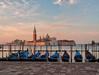 lost in Venice #20 Venetian parking (Gabriele Sesana) Tags: venezia venice gondola sanmarco sangiorgiomaggiore