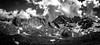 Cimes des Lumières (Frédéric Fossard) Tags: grain nature panorama cime crête arête lumière ombre atmosphère dramatique alpages pierre rocher moraine pierrier glacier neige névé vanoise savoie alpes pointedelobservatoire pointedeléchelle contraste noiretblanc