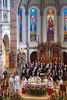 Eucharist in Laurentiuskerk, 2016 (pmhudepo) Tags: laurentiuskerk stlawrence heemskerk kerkdienst eucharistie eucharist cardinaladrianussimonis kardinaalsimonis churchservice kerk church altar tabernakel tabernacle laurentiuskoor nikondf nikonai10525