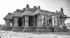 Maha Mantapa (Pavilion ) of Vittal Complex (magicallights) Tags: hampi monumentsofhampi southindia unescoworldheritagecentre unesco ancienthistory history natgeo karnataka india incredibleindia architecture art vijayanagaraempire indianhistory