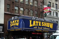 Bye, Dave (DC Products) Tags: newyorkcity newyork manhattan broadway lateshowwithdavidletterman edsullivantheater 2015