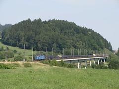 363 073-8 (MarSt44) Tags: train republic czech cd railway cargo most skoda trebova kolej 363 073 czechy czeska koda d