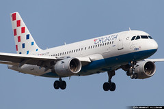 Croatia Airlines Airbus A319-112 cn 833 9A-CTH (Clément Alloing - CAphotography) Tags: barcelona sky cn canon airplane airport mark aircraft bcn flight engine croatia ground off aeroplane landing ii airbus take 5d airways airlines balcon aeropuerto spotting t1 barcelone 833 100400 a319112 07l lebl 25r 9acth