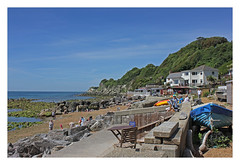 Steephill Cove (Lynn Meacock (lifes been getting in the way)) Tags: seaside cove unique traditional isleofwight olde steephill