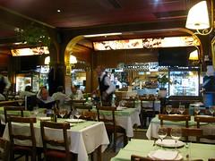 Restaurante El Fogn, Montevideo, Uruguay (Apuntes y Viajes) Tags: uruguay montevideo amricadelsur restauranteelfogn apuntesyviajes