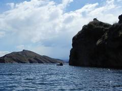 Villa Socca e Isla de San Bartolome (Jose Alarco) Tags: puno acora villasocca