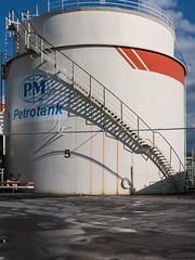 Petroleum-Hafen Dortmund