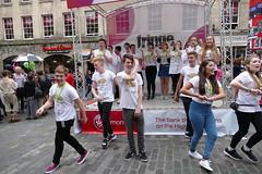 Edinburgh Fringe Festival 2015 (19) (Royan@Flickr) Tags: street costumes festival actors high edinburgh royal fringe entertainment international acting singers performers mile 2015 20150811