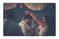 Traditional!! (Sanz'Y) Tags: sanzy canon photography wedding candid colors reactions bride groom event morning india marriage tamilnadu traditional