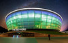 THE SSE HYDRO.jpg (___INFINITY___) Tags: 6d clyde glasgow river thessehydro architect architecture building canon city darrenwright dazza1040 eos infinity me night riverside scotland selfie