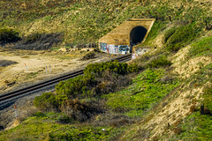 1923--DSC04243--Salinas Valley, CA (Lance & Cromwell back from a Road Trip) Tags: salinasvalley montereycounty metzroad sony sonyalpha a7ii fe 24240mm railroad