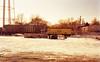 CNW in Blue Earth (elite194a) Tags: chicago northwestern railroad caboose 11016 blue earth minnesota