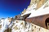 Pipe de l'Aiguille du Midi (requiemjp) Tags: 2016 5d4 chamonix europe france winter aiguilledumidi montblanc