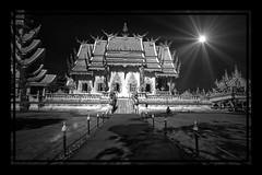 Chiang Rai : Wat Rong Khun, le temple blanc วัดร่องขุ่น (Photographie. การถ่ายภ) Tags: thailand chiang rai temple blanc wat rong khun