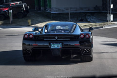 Icon (Hunter J. G. Frim Photography) Tags: supercar colorado ferrari italian enzo nero daytona v12 carbon rare nerodaytona ferrarienzo black legend